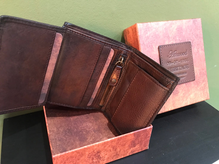 1779 Leather Wallet