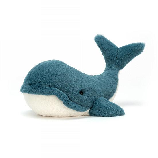 Jellycat - Wally Whale Medium.