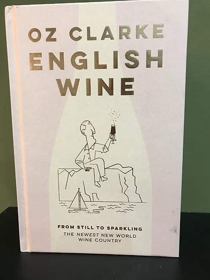 Oz Clarke English Wine
