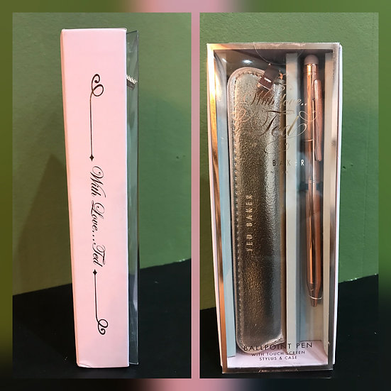 Ted Baker Pen & Pouch