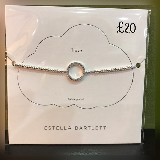 Estella Bartlett Love Bracelet