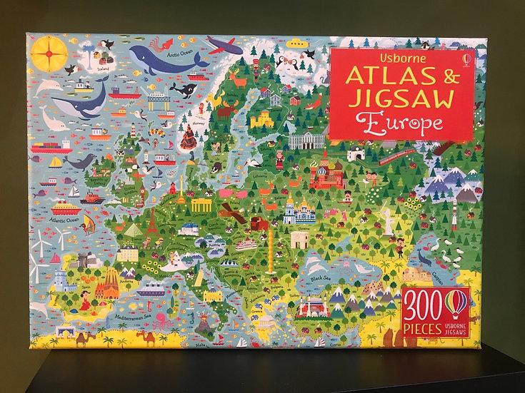 Atlas & Jigsaw - Europe
