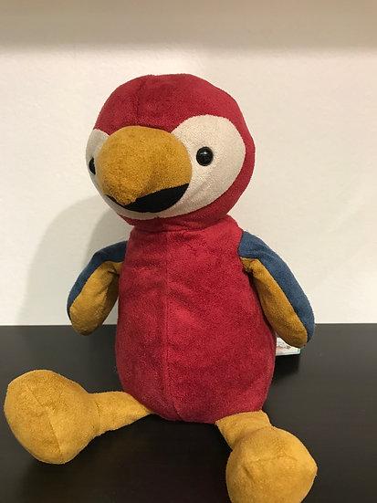 Jellycat - Belby Parrot.