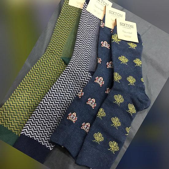 Sixton of London Men's Socks