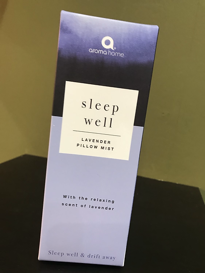 Sleep Well Lavender Pillow Mist