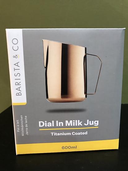 Dial In Milk Jug