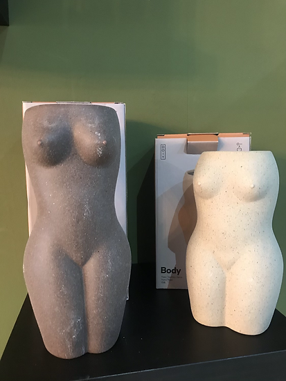 Ladies Body Shape Vase (Large)
