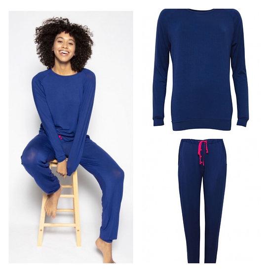Cyberjammies - Ariana Slouch Jersey Pyjama Set