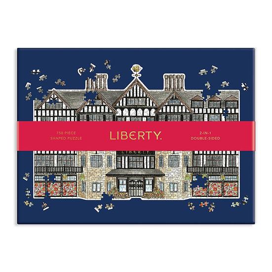 Liberty London Tudor Building Zigsaw