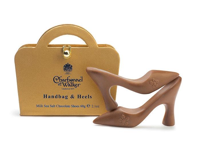 Charbonnel - Handbags & Heels Caramel Shoes