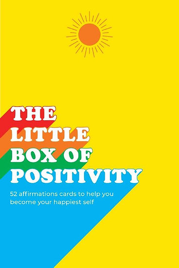 Little Box Of Positivity Cards