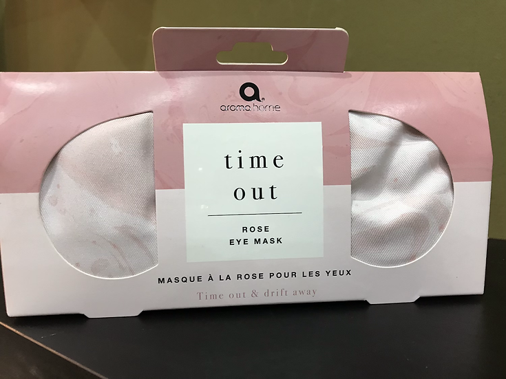 Time Out Rose Eye Mask