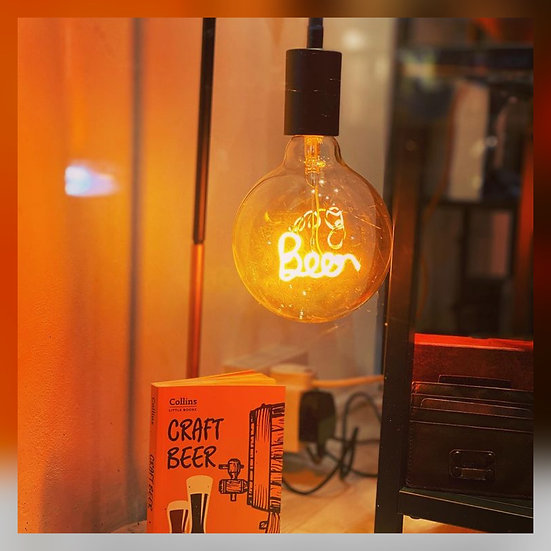 LED Neon Text Lamp