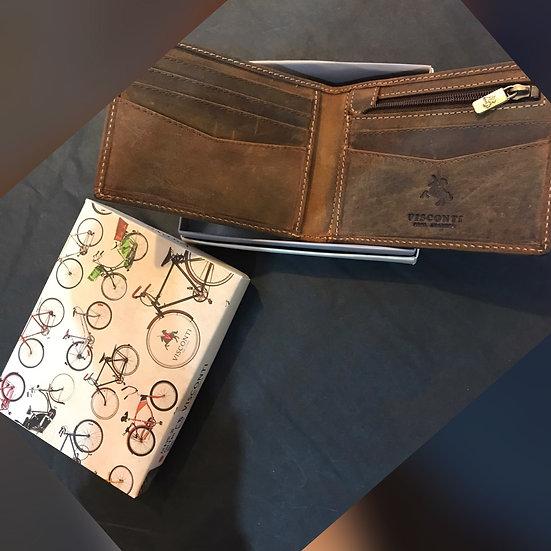 VSL-20 Visconti Slim Leather Wallet