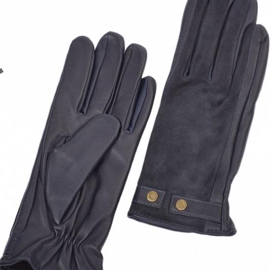 Ashwood Suede & Leather Gloves