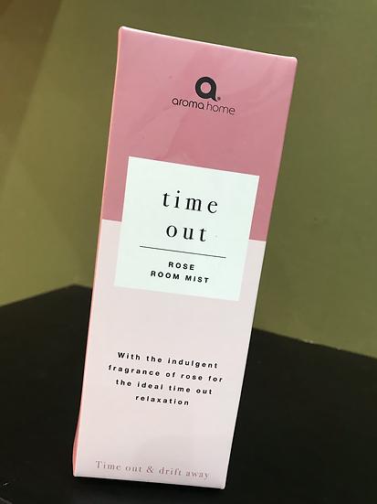 Time Out Rose Room Mist