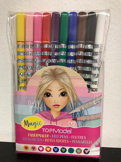 Top Model - Felt Tip Pens