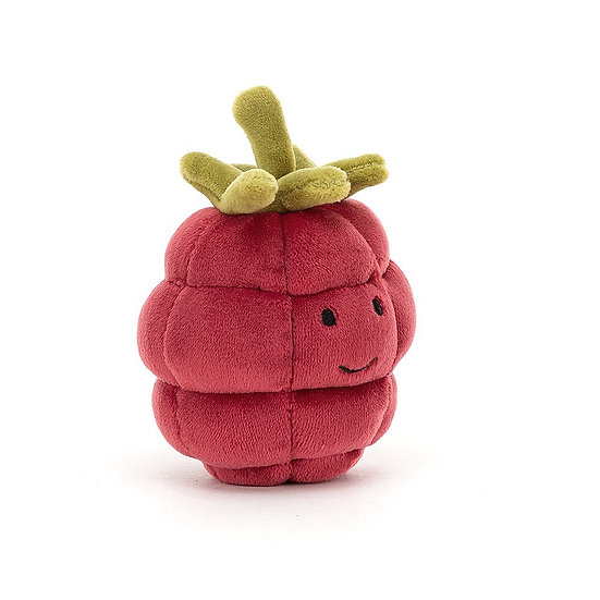 Jellycat - Fabulous Fruit Raspberry