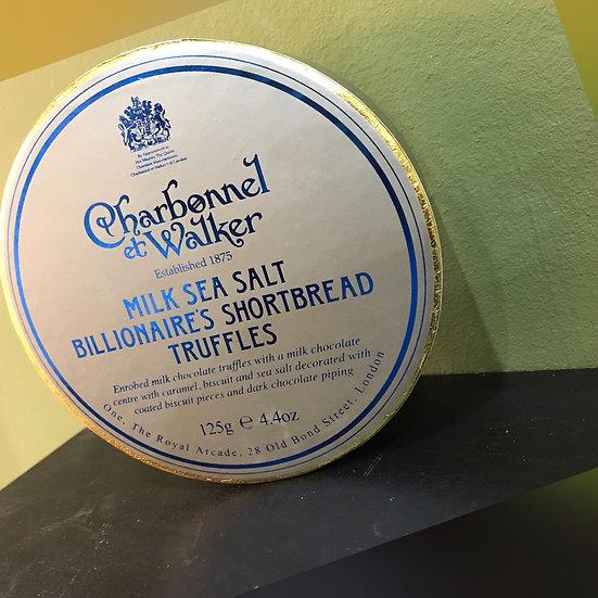 Charbonnel & Walker Billionaire Shortbread Truffles