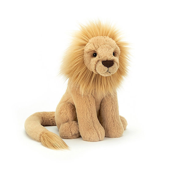 Jellycat - Leonardo Lion