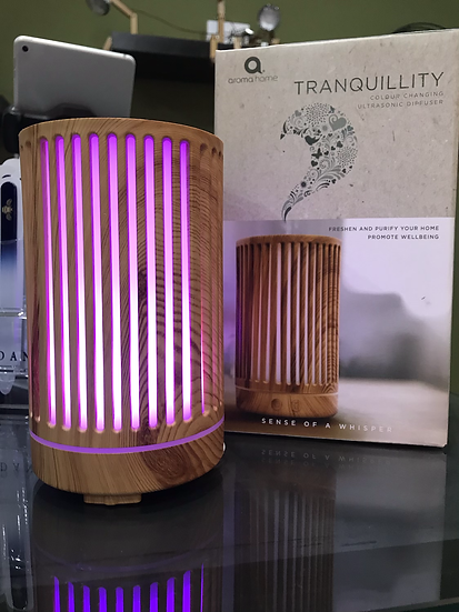 Tranquillity Colour Changing Ultrasonic Diffuser
