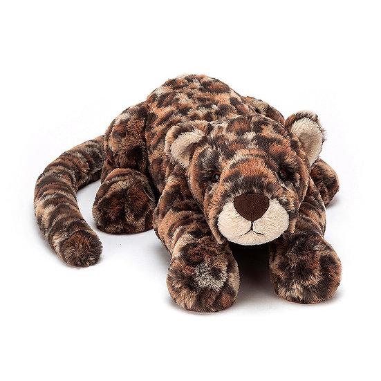 Jellycat - Livi Leopard.