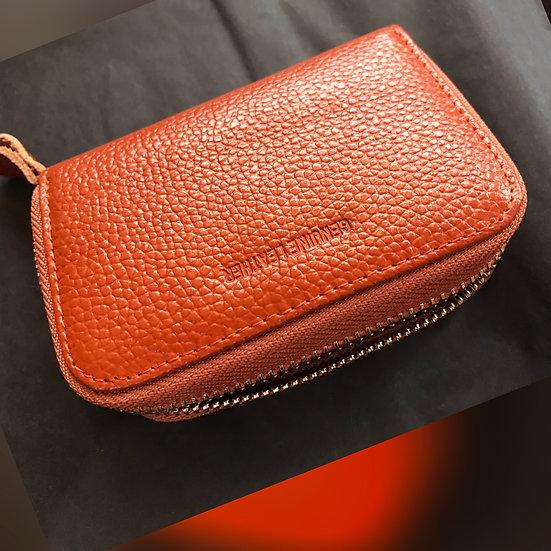 Ladies Leather Credit Card purse JB08-2#