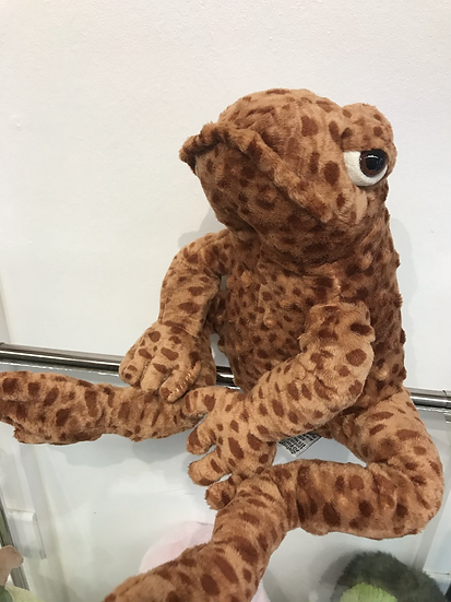 Jellycat - Toby Toad
