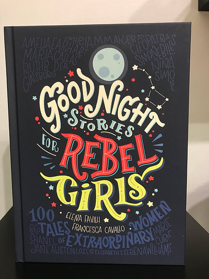 Book-Good Night Stories for Rebel Girls
