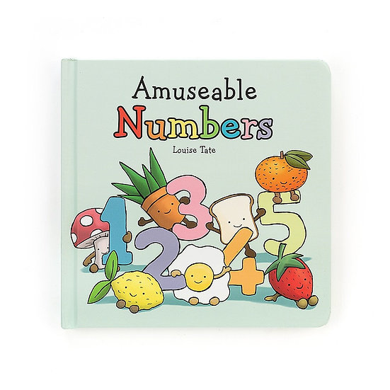 Book - Amuseable Numbers