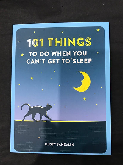 101 Things To Do When You can't Sleep