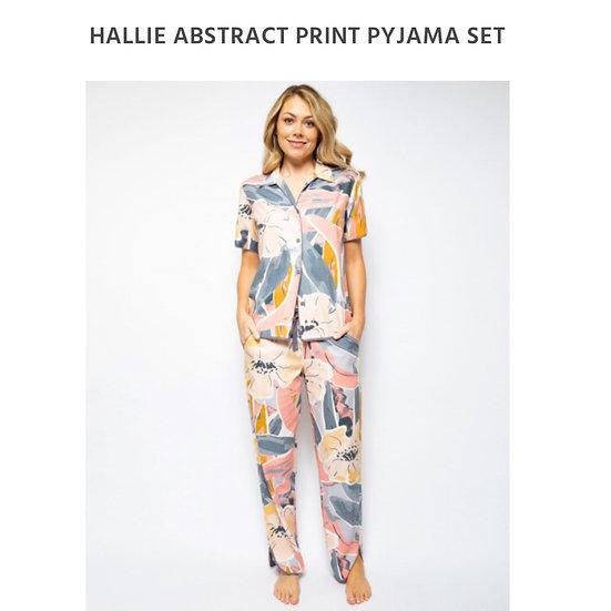 Cyberjammies - Hallie Abstract Pyjama Set