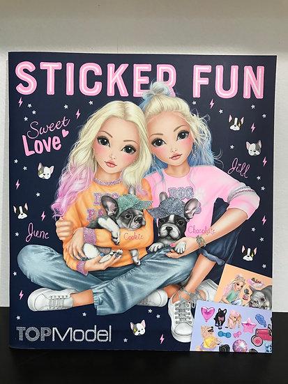 Top May- Sticker Fun