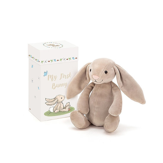 Jellycat - My First Bunny (boxed)