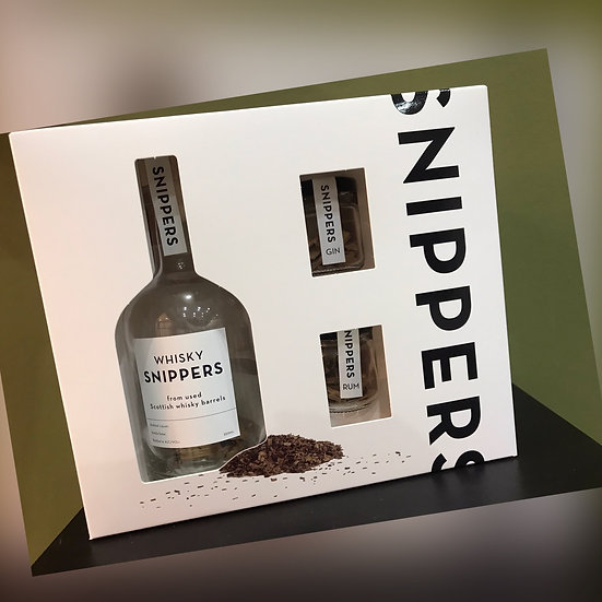 Snippers- Whisky, Gin & Rum kit