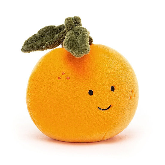 Jellycat - Fabulous Orange.