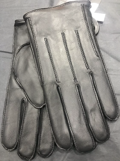 Gents Leather Touch Screen Gloves