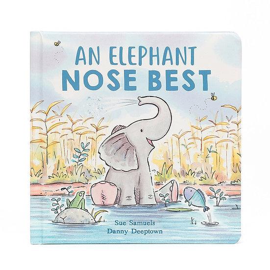 Book - An Elephant Nose Best