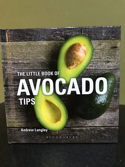 The Little Book of Avocado Tips