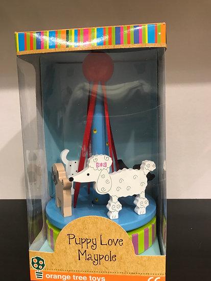 Puppy Love maypole