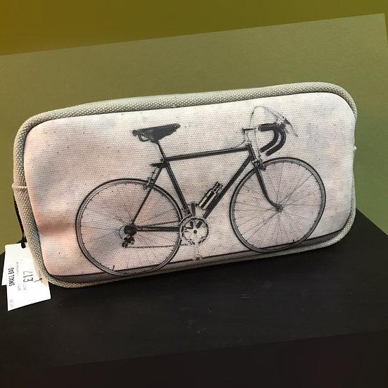 Canvas Wash Bag