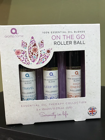 On The Go Rollerball Essential Oils