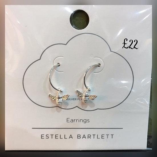 Estella Bartlett Bee Earrings