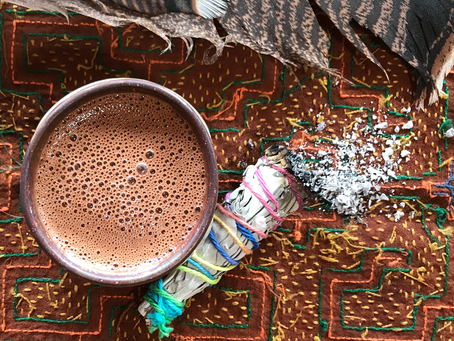 What is a cacao ceremony?
