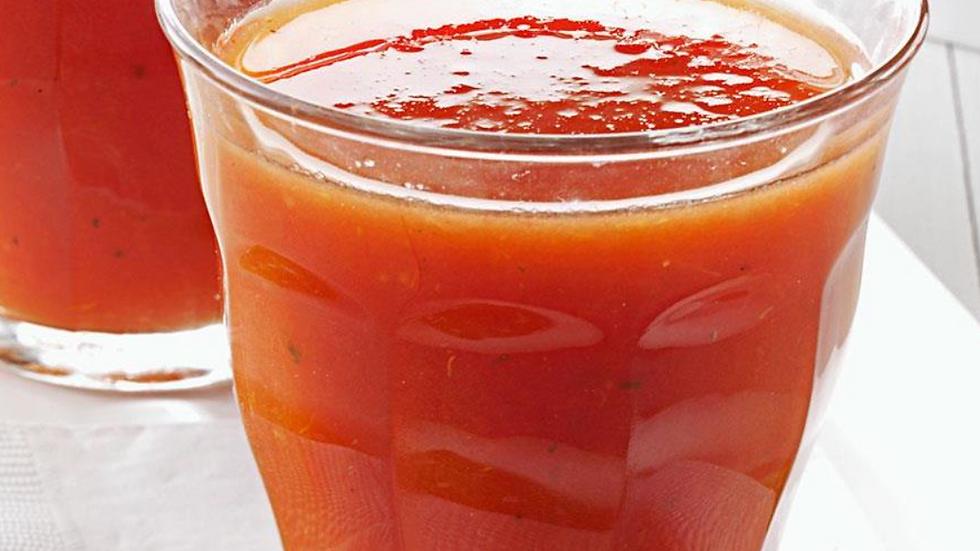 1 Jar - Spiced Fresh Tomato Juice