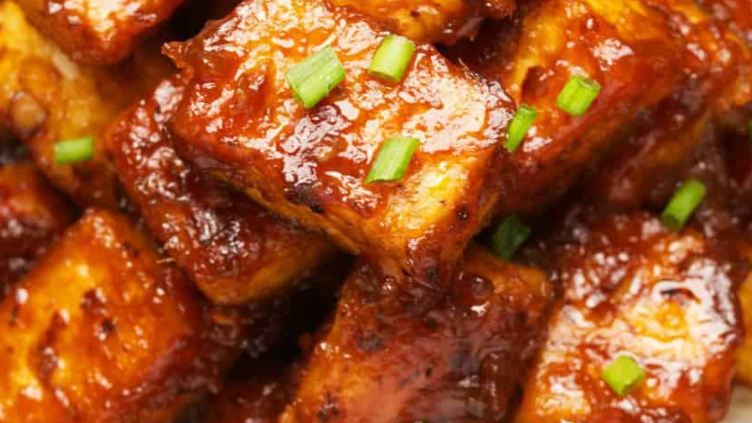 450 grams - General Tso's Tofu