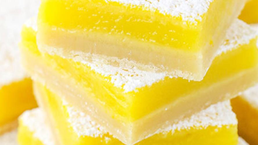 1/2 Dozen - Lemon Bars