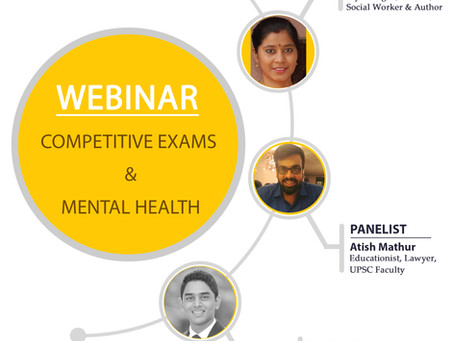 Mental Health and You : A panel discussion