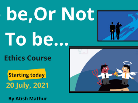 To Be Or Not To Be | Targeted Ethics Course for UPSC CSE