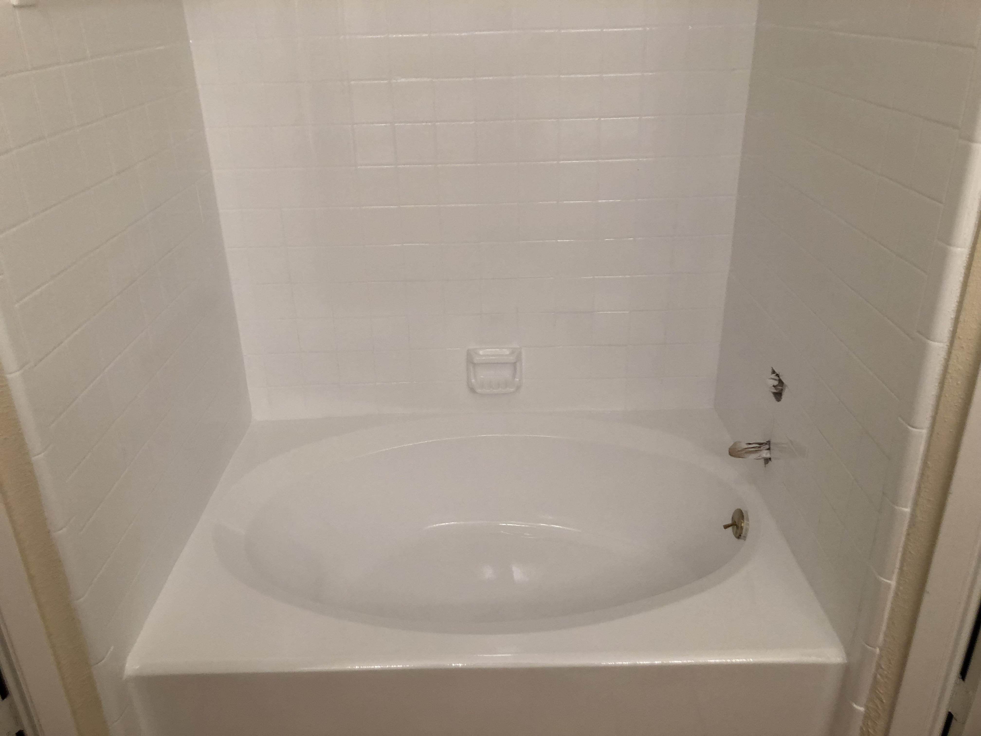 Refinish Garden Tub and Tile